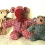 knitting pattern dolls