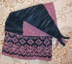 20ht Pointed Ski Hats Knitting Pattern | SpinCraft Knitting Patterns