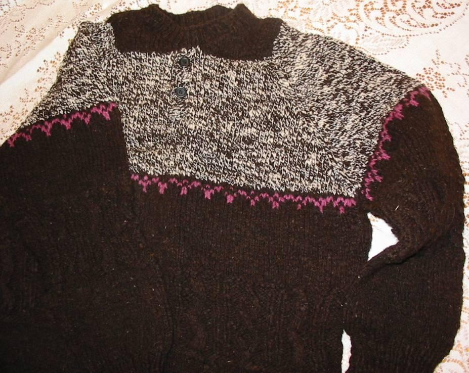 Knitting Sweaters From The Top Down : Raglan sweater knit from the top down spincraft knitting