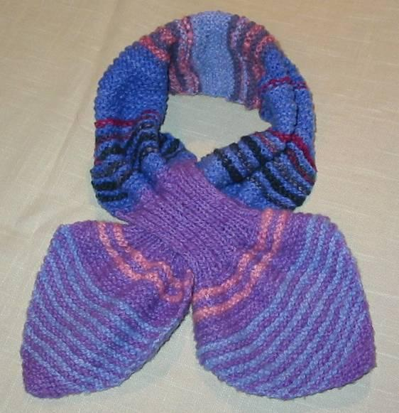 Knitting Letters Into A Hat : Lots of scarf knitting patterns spincraft